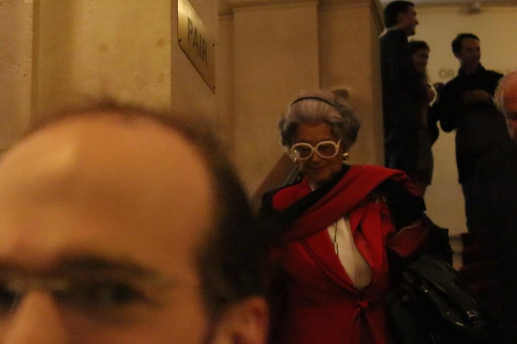 (Juste derrière moi, la Queen. Photos : Josée Novicz)