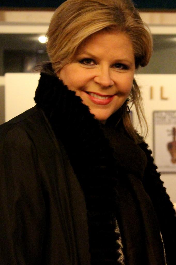 Susan Graham, tenue 3. Photo : Josée Novicz.