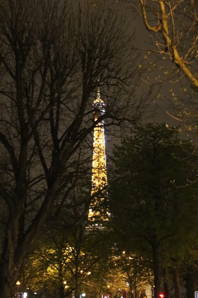 """Après """"Le Chevalier à la rose"""", Paris reste toujours Paris. Si. Photo : Josée Novicz."""