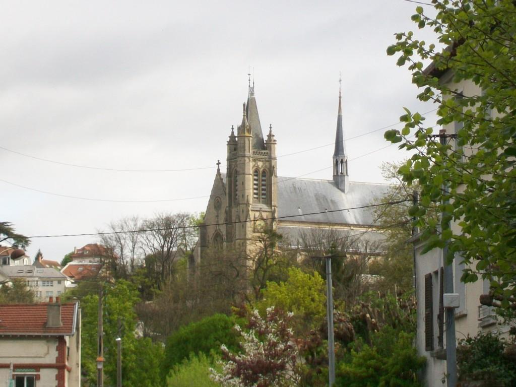 Collégiale Saint-Martin de Montmorency
