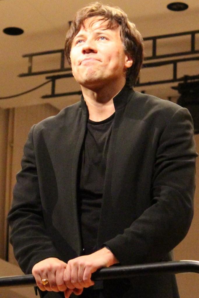 Kristjan Järvi. Photo : Josée Novicz.