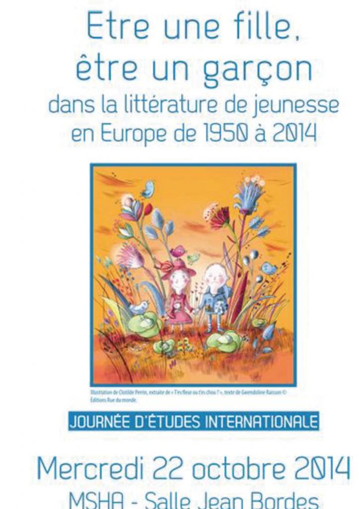 Journée d'études Bordeaux