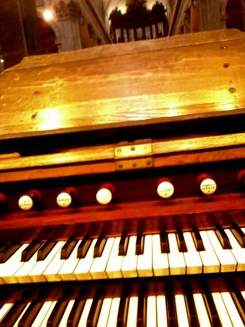 Les deux orgues de Saint-Sulpce en perspective