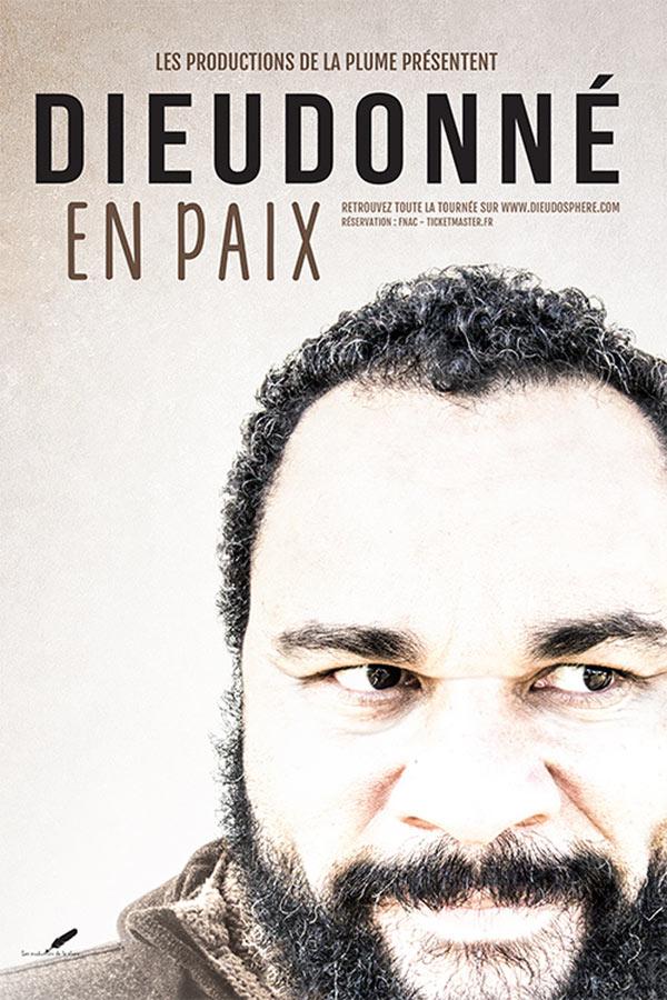 """Dieudonné """"En paix"""""""