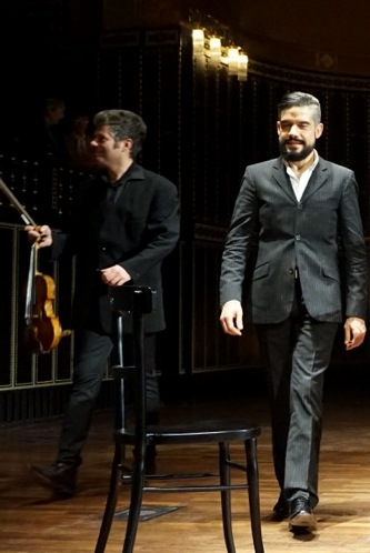 Barnabás Kelemen et José Gallardo