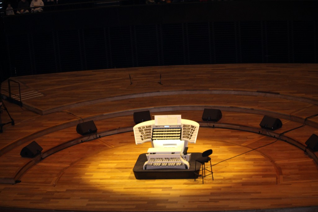 Orgue Philharmonie