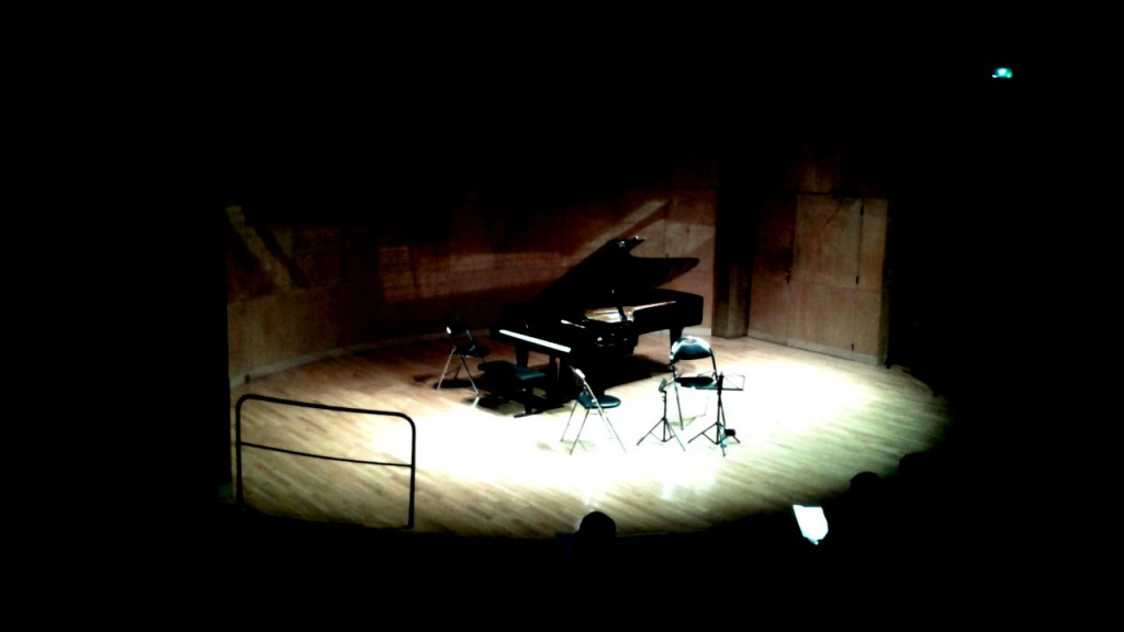 Salle Cortot 24 mars 2016