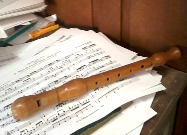 Flûte et bordel