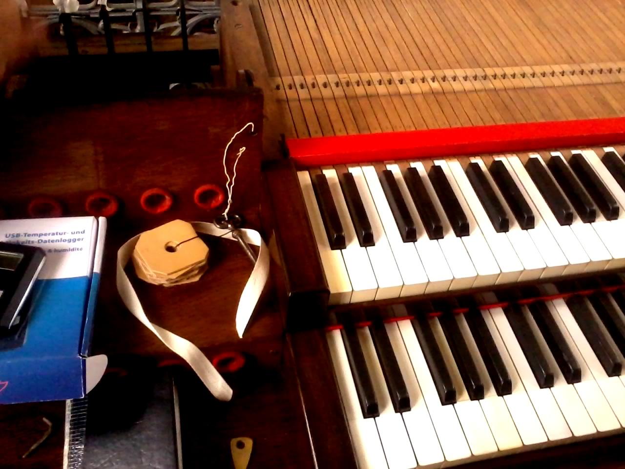 Claviers au futur