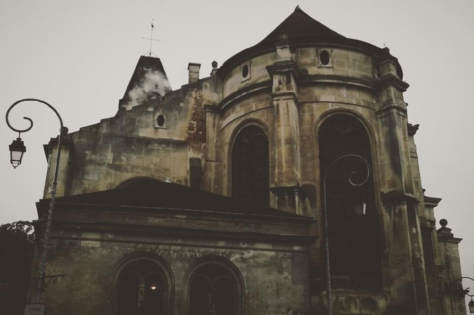 Église de Groslay, 7 novembre 2016