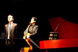 Philippe Grisvard et Gulrim Choi