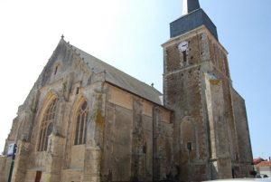 L'église des Sables